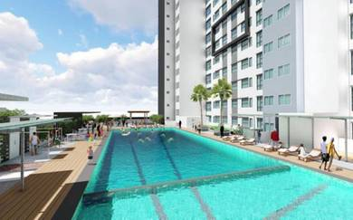 ( 0 DOWNPAYMENT !!! ) Residensi Platinum, Kota Bharu