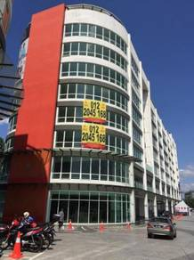 Ostia Bangi, Bandar Baru Bangi, Corner shop office