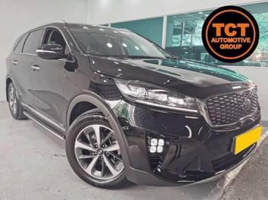 2019 Kia SORENTO 2.4 (A) Facelift FSR 20k Hi-Spec