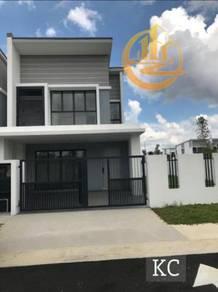 Good location Corner Unit Bandar Rimbayu Kota Kemuning Double Storey