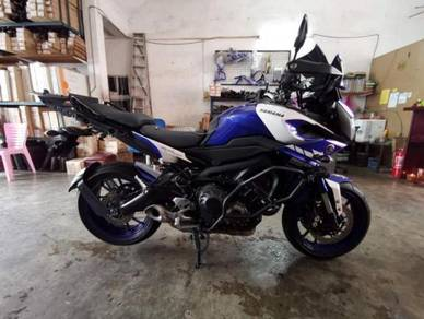 2016 Yamaha Tracer Mt-09