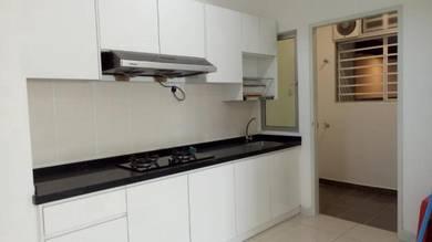 TERPALING MURAH !!!!! Savanna Exec Suite w kitchen Cabinet & Grilled !