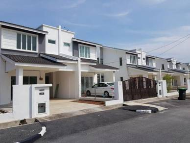 100% Loan, Brand New, Freehold, Gated Guarded, 22 KM fr Bertam Penang