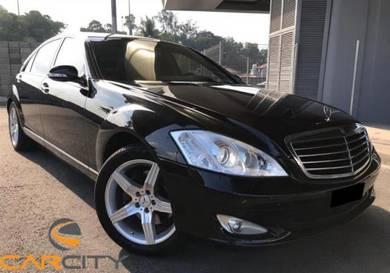 2008 Mercedes Benz S300 L (CKD) 3.0 (A) LOCAL SPEC