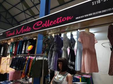 Kedai Baju dan seluar