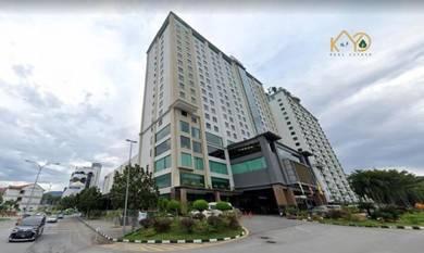 Ipoh Kinta Riverfront Condominium For Rent
