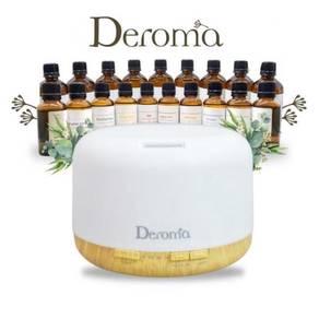 Deroma WD600 Aroma Diffuser Wood 600ml + Deroma 30