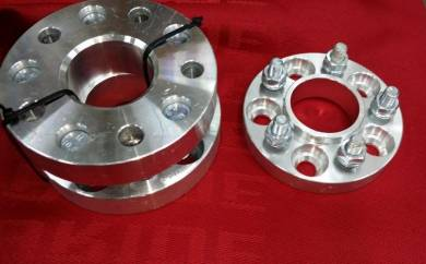 Wheel spacer 4x114.3 Nissan Latio Livina sentra