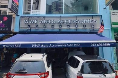 WWF Car Auto Accessories & Servicing