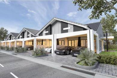 Open Booking for Single Storey Terrace at Tasek