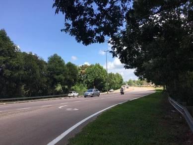 FREEHOLD Land Facing Main Road Kluang ,Johor