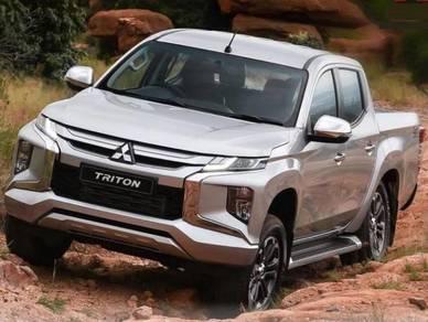 2019 Mitsubishi Triton VGT MIVEC 4X4 BIG DISC0UNT