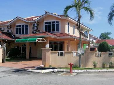 Intermediate double storey Terrace at Bandar Dataran Segar Lukut