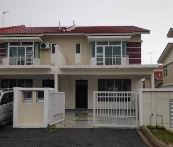 2 Storey Terrace House in Taman Sri Penawar, Bandar Penawar, Johor