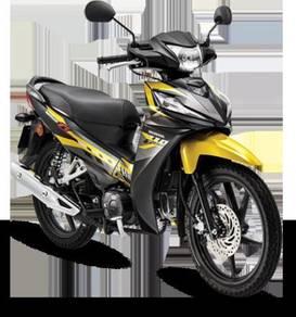 Honda aplha 110 v2 harga terendah