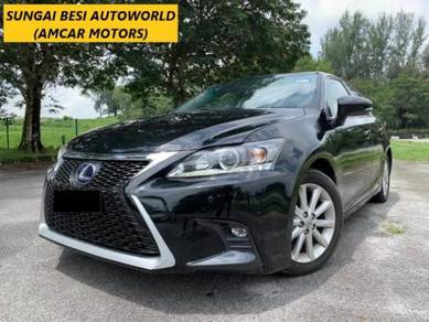 12 Lexus CT200H 1.8 (A) HYBRID NEW FACELIFT GRILL