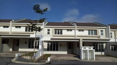 100% loan, completed double storey at Puteri Jaya,SP