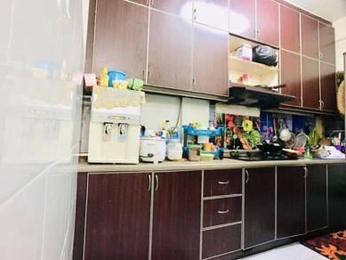 Apartment Seri Bintang Subang Bestari [TERMURAH, RENO, CANTIK]