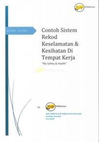 Contoh Sistem Rekod OSHA