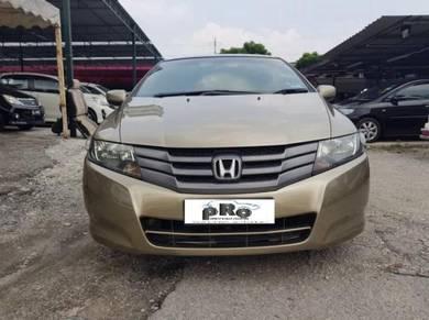 Loan Wajib Lulus 2009 Honda CITY 1.5 E (A)