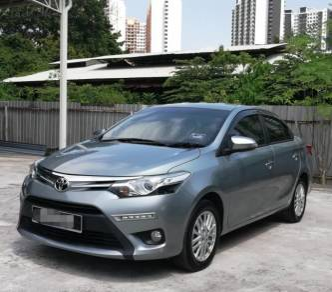 2016 Toyota VIOS 1.5 G FACELIFT (A)