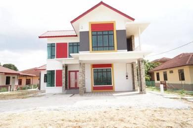 Kontraktor Bina Rumah Atas Tanah Sendiri Di Pasir Mas, Kelantan