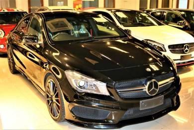 2015 MercedesBenz CLA45 AMG CHEAPEST IN TOWN 2.0