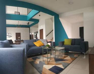 Desaru - newly renovated semi-d double storey house