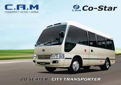 CAM CoStar Coaster Mini Bus D Lesen Boleh Pandu