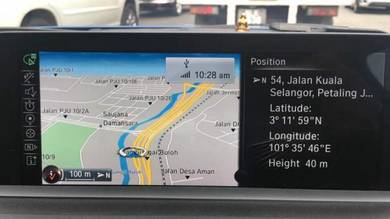 BMW Navigation ROAD MAP 2018 CIC / NBT / EVO