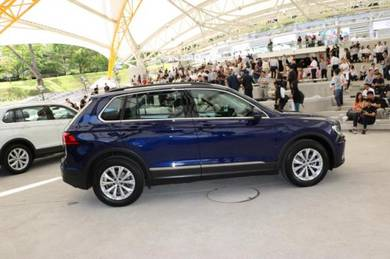 2019 NEW Volkswagen TIGUAN 1.4TSI 1.88% cheapest