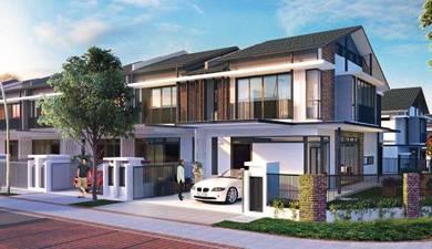 For Sale Cyberjaya Rumah Teres Landed Sebelah LHDN