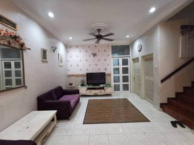 Damasara Aliff 2/x FULLY RENOVATED Double Storey SALE Tampoi Skudai