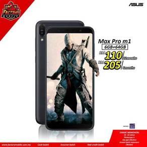 Asus Zenfone Max Pro M1 6GB Ram 64GB Rom Msia set