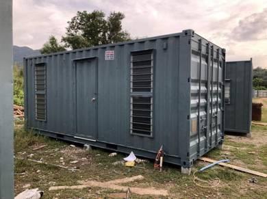 Modify container quarter & portable cabin