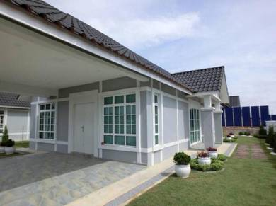 [BOOKING ONLY 1K]LAST 3 UNITS !Ayer Keroh Single Storey Bungalow