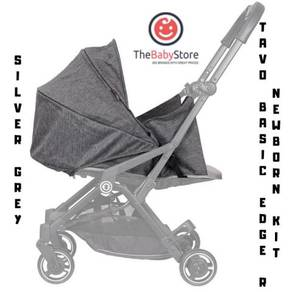 Tavo Basic Edge R Newborn Kit - Silver Grey