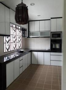 Kabinet Dapur/Kitchen Cabinet/Rak Kasut