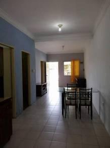 1-Storey Intermediate Terrace House OPAL Design at Desa Senadin Miri