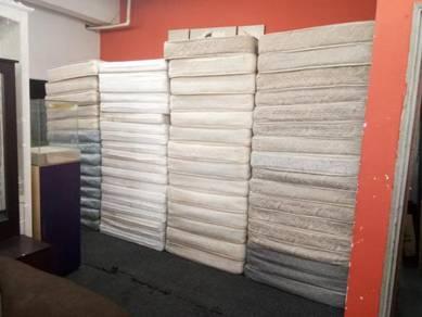 Single spring mattress - 300 unit
