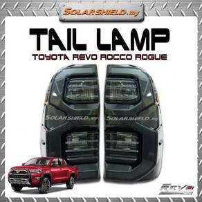 Toyota Hilux Revo Rocco 4x4 Smoke Tail Lamp