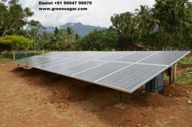 2KW Off Grid Solar Power Farms