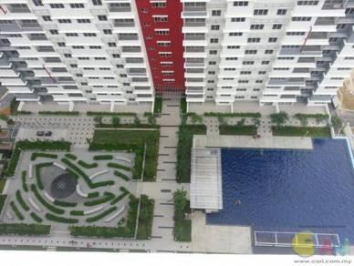Koi Kinrara Condo Bdr Puchong Jaya Selangor 1072sqft 3Rooms Pool View