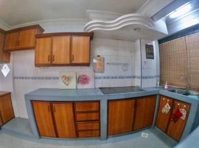 First Floor Renovated Apartment Cemara, Kajang Utama, Kajang