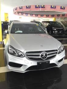2013 Mercedes Benz E250 2.0 (A) PROMOTION CNY