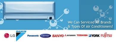 Ramadan offer service aircond air cond dan repair