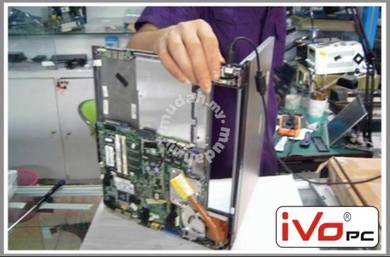 Notebook mainboard spare parts repair replacement