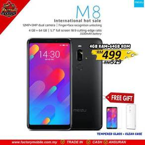 Meizu M8 [ 4+64gb ] Msia Set