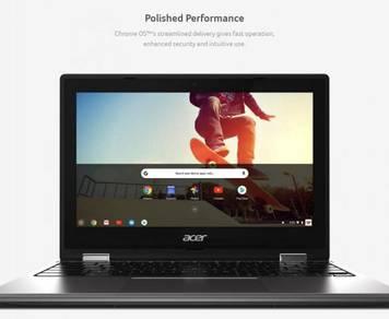 Promosi Acer Chromebook - Dari Harga 1299!