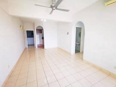 Vista Harmoni Low Floor, Renovated, Kitchen Cabinet,Taman Bukit Cheras